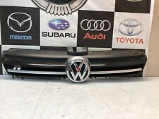 2015 2016 2017 Volkswagen Golf R Line R-Line Front Grill Used Oem 15 16 17