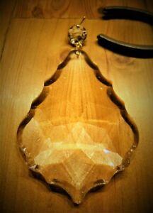 1 Pendel Barockpendel - Lüster - Kronleuchter - Chandelier - Bleikristall 3