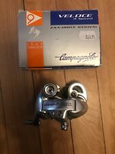Vintage New-in-Box CAMPAGNOLO Veloce Rear Derailleur 9-Speed Short Cage ITALY