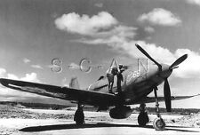 1940s (6 x 4) Repro US RP- Airplane- Fighter- Bell P-39 Airacobra- Our Friend 66