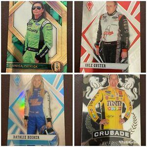 2021 Panini Chronicles Racing - Stars Base RC - Set Builder Pick Your Card!