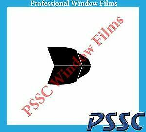 PSSC Pre Cut Front Car Auto Window Films - Fiat 500 X 2016-Current Kit