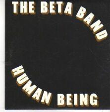 (BZ283) The Beta Band, Human Being - 2001 DJ CD