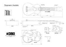 Ukulele Plan - Martin Soprano Style