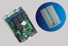 Radio ricevitore 433MHz frequenza 4 Rele  per telecomando cancelli serrande