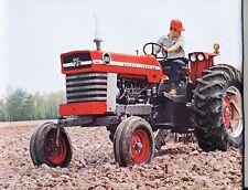 MASSEY FERGUSON MF165 OPERATIONS MAINTENANCE MANUAL for Gas or  Diesel Tractors