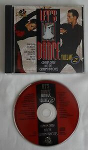 LET'S DANCE VOLUME 2 cd GRAHAM DALBY AND THE GRAHAMOPHONES 16 tr 1995 Tango