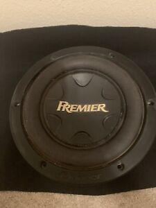 "Pioneer Premier TS-W2504SPL OLD SCHOOL SUBWOOFER SUB 10"" WOOFER"