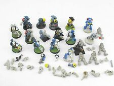 WARHAMMER 40k GW SPACE MARINE Metal Miniatures Tactical Squad x 20
