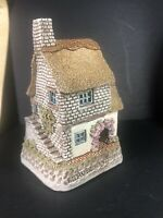 David Winter Cottages The Dingle From Pilgrams Way Collection Signed New Perfect