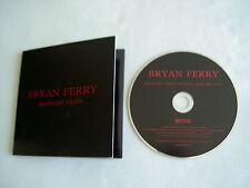 BRYAN FERRY Midnight Train (Ash Howes Radio Mix) promo CD single Avonmore