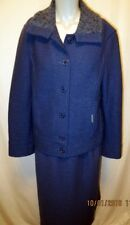 Regular Long 4 100% Wool Suits & Blazers for Women