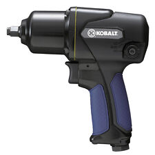 Durable 3/8-in 275 ft-lbs Air Impact Wrench Garden Yard Power Household Tools