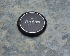 Genuine Canon FD C 55mm Snap-On Front Lens Cap S.C. S.S.C. Throwback  (#2957)