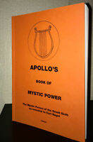 APOLLO'S BOOK OF MYSTIC POWER The Mystic Forces of the Greek Gods