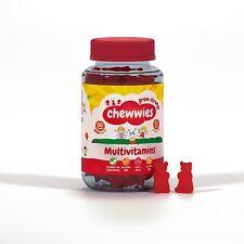 Multivitamins - Chewable Vegetarian Gummies - Vegan, Halal, Sugar & Gluten Free