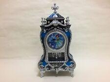 Disney princess Castle Clock /Jasmine of Aladdin/ Brand New