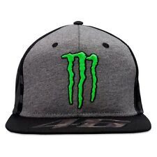 Classic Valentino Rossi Monster Energy 46 Authentic SnapbackHat LIMITED EDITION