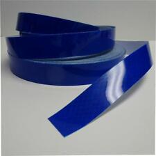 3m Blue Reflective Tape 3930 Class 1 25mm