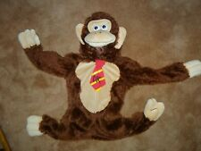 Kids Monkey Suit Ape Gorilla Fancy Dress Costume Small 5-7yrs