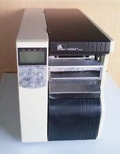 Zebra 140Xi4 Thermodrucker  203dpi Etikettendrucker 140-80E-00103