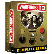 Warehouse 13: The Complete Series 16 Disc DVD Gift Box Set | BRAND NEW