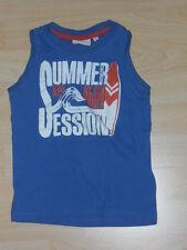 Kinder T-Shirt Tom Tailor Ärmellos Gr. 92/98