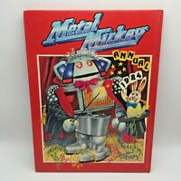 Metal Mickey 1984 Annual 1980's TV Series