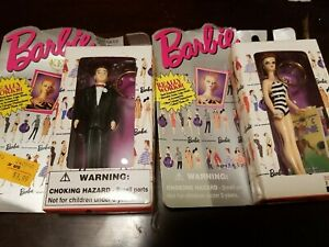 NEW Barbie Solo in the Spotlight Keychain 1995 701-0  Teen Age Fashion Model NIB