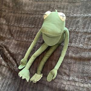 "Rare!! READYMADE ""Frogman"" 18"" Plush Doll Khaki Vintage Cotton DEAD EYES KAWS"