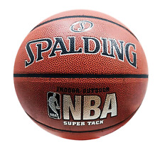 "Spalding NBA SUPER TACK Basketball 29.5"" Indoor / Outdoor Composite Cover NEW"