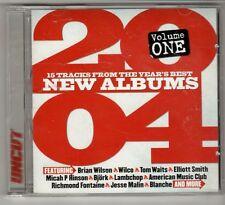 (GQ66) New Albums 2004 Vol 1, 15 tracks various artists - 2004 - Uncut CD