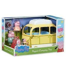 Peppa Pig 6922 Camping Trip PLAYSET, Multi