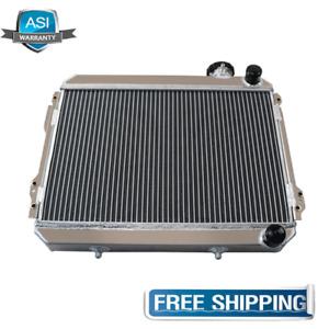 Aluminium Radiator For TOYOTA Corolla AE71 AE72 1.6L 4cyl 1979-83 4A-C Petrol AT