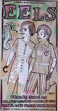 Eels 2005 Concert Poster