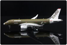 JC WINGS 1:200 17.5CM Bombardier CS100 Passenger Airplane Diecast Aircraft Model