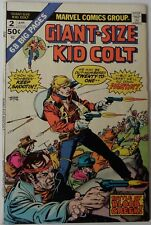 Giant-Size Kid Colt #2 (Apr 1975, Marvel), FN condition, 68 page issue