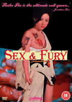 Sex And Fury DVD Nuovo DVD (FHED1989)