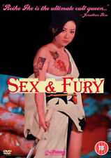 Sex And Fury DVD NEW DVD (FHED1989)