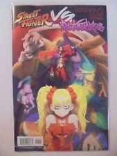 Street Fighter vs. Darkstalkers #7 B Cover Udon Capcom NM Comics Book