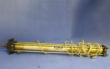 SMC PNEUMATIC CYLINDER 40MM BORE 50MM STROKE T-HC01-X1-40X500-FA-J59WL