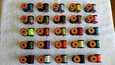 """""""Uni-Thread Combo   6/0.. 50 yd Spool...Fly Tying, Floss. Wire. Tinsel. Mohair."""