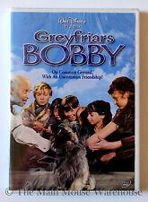 Disney's Greyfriars Bobby Greyfriar's Bobby Classic Disney Dog Movie in Scotland