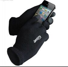 Men Women Winter Touch Screen Gloves For Smart Phone Tablet Full Finger Mittens