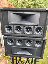 More details for soundlab mid range speaker boxes x 2