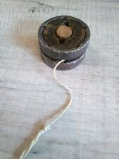 Antique Yo-Yo Metal Wood Toy - Vintage Yo Yo - Toy - Game - Collectible Toy - Di