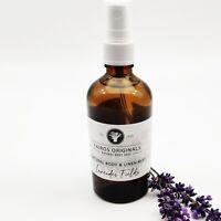 Lavender Fields Linen Mist - Stress anxiety relief - Natural linen/room spray