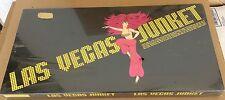 VINTAGE BOARD GAME Las Vegas Junket 1979 CADACO brand new showgirl cards