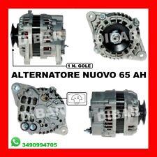 ALTERNATORE NUOVO DAEWOO MATIZ 0.8 BENZINA KW38 CV52 DAL 1998 CODICE 96566261