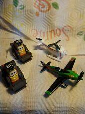Disney Pixar Planes Diecast Metal Toy Model Plane 1:55 Loose Kids Boys Gift